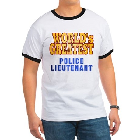 World's Greatest Police Lieutenant Ringer T