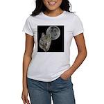 Wolf head Moon Women's T-Shirt
