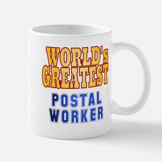 World's Greatest Postal Worker Mug
