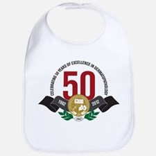 ASDP 50th Anniversary Bib