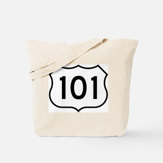 U.S. Route 101 Tote Bag