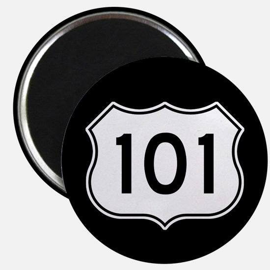 U.S. Route 101 Magnet