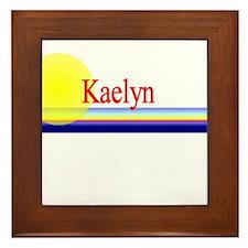 Kaelyn Framed Tile