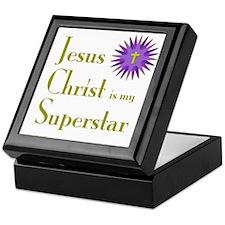 JESUS SUPERSTAR Keepsake Box
