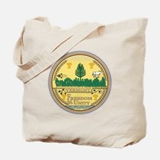 Vermont Seal Tote Bag