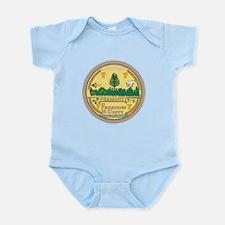 Vermont Seal Infant Bodysuit