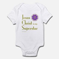 JESUS SUPERSTAR Infant Bodysuit