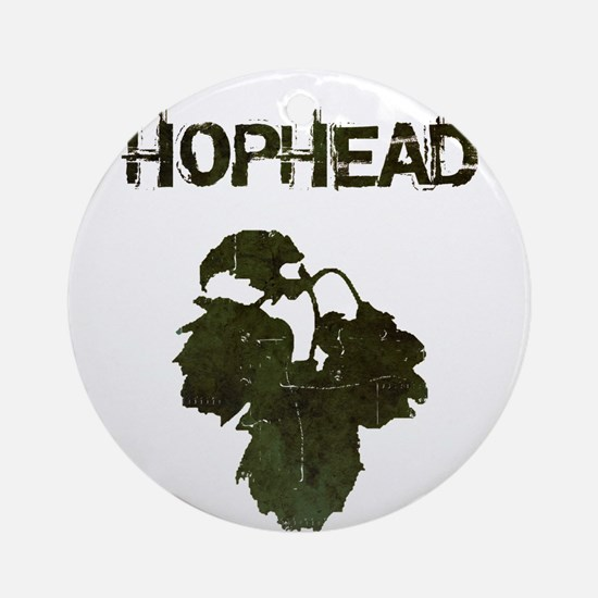 Hophead Ornament (Round)
