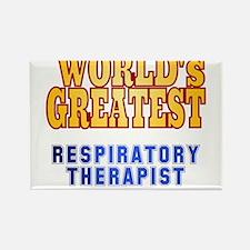 World's Greatest Respiratory Therapist Rectangle M