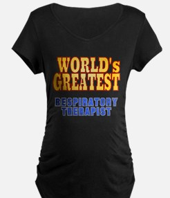World's Greatest Respiratory Therapist T-Shirt