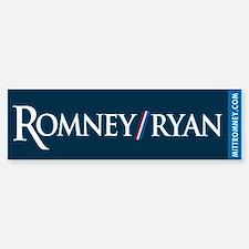 Romney - Ryan '12 Bumper Bumper Sticker