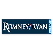 Romney - Ryan '12 Car Sticker