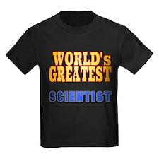 World's Greatest Scientist T