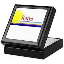 Kaiya Keepsake Box