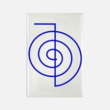 Cho Ku Rei (blue) Rectangle Magnet