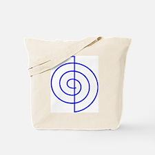 Cho Ku Rei (blue) Tote Bag