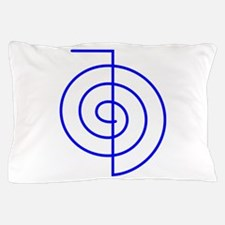 Cho Ku Rei (blue) Pillow Case
