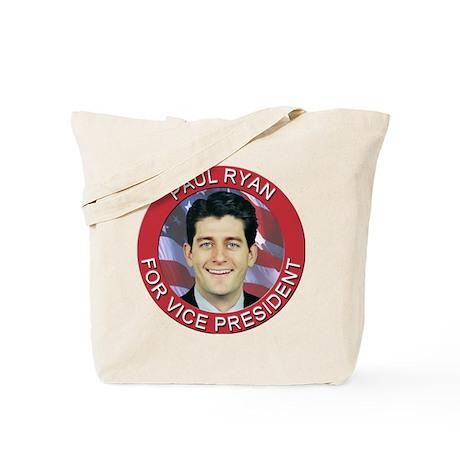 Paul Ryan for Vice President Tote Bag