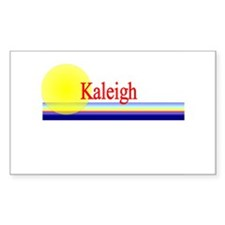 Kaleigh Rectangle Decal