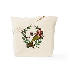 Vino Lush Tote Bag