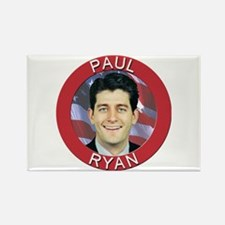 Paul Ryan Rectangle Magnet