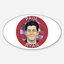 Paul Ryan Decal