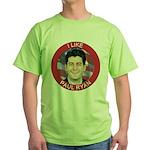 I Like Paul Ryan Green T-Shirt