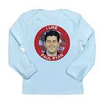 I Like Paul Ryan Long Sleeve Infant T-Shirt