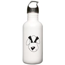 Peeved Puppy Water Bottle