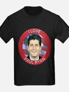 I Love Paul Ryan T
