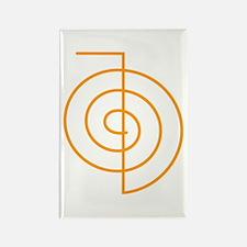 Cho Ku Rei (orange) Rectangle Magnet