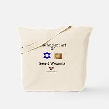 Jewish Martial Arts Tote Bag