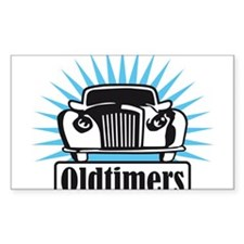 oldtimers Decal