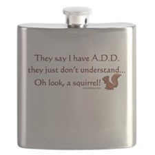 ADD Squirrel Flask