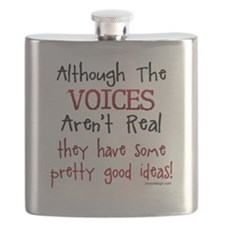 The Voices Flask