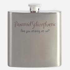 Paranoid Schizophrenic Flask