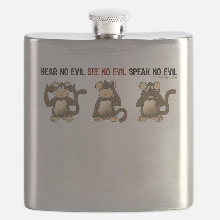 Hear No Evil... Flask