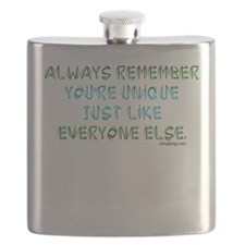 You're Unique! Flask