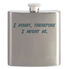 I doubt ... Flask