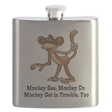 Monkey See... Flask