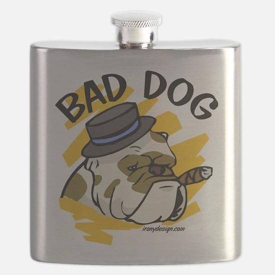 Bad Dog Flask