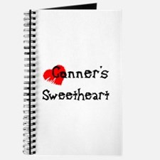 Conner's Sweetheart Journal