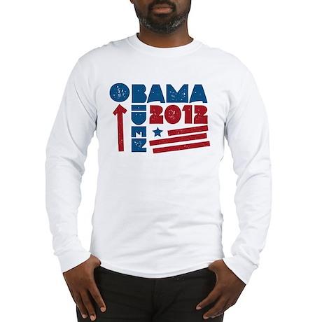 Obama-Biden Long Sleeve T-Shirt