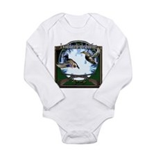 Duck hunter Long Sleeve Infant Bodysuit