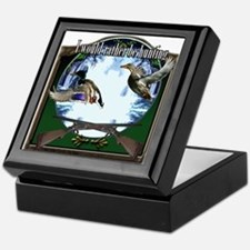 Duck hunter Keepsake Box