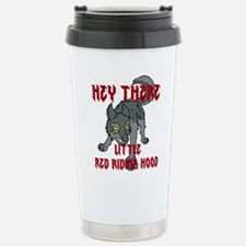 Hey there-Wolf1 Travel Mug