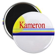 """Kameron 2.25"""" Magnet (10 pack)"""