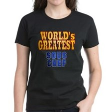 World's Greatest Sous Chef Tee