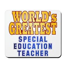 World's Greatest Special Education Teacher Mousepa