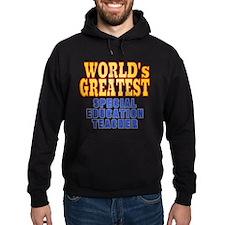 World's Greatest Special Education Teacher Hoodie